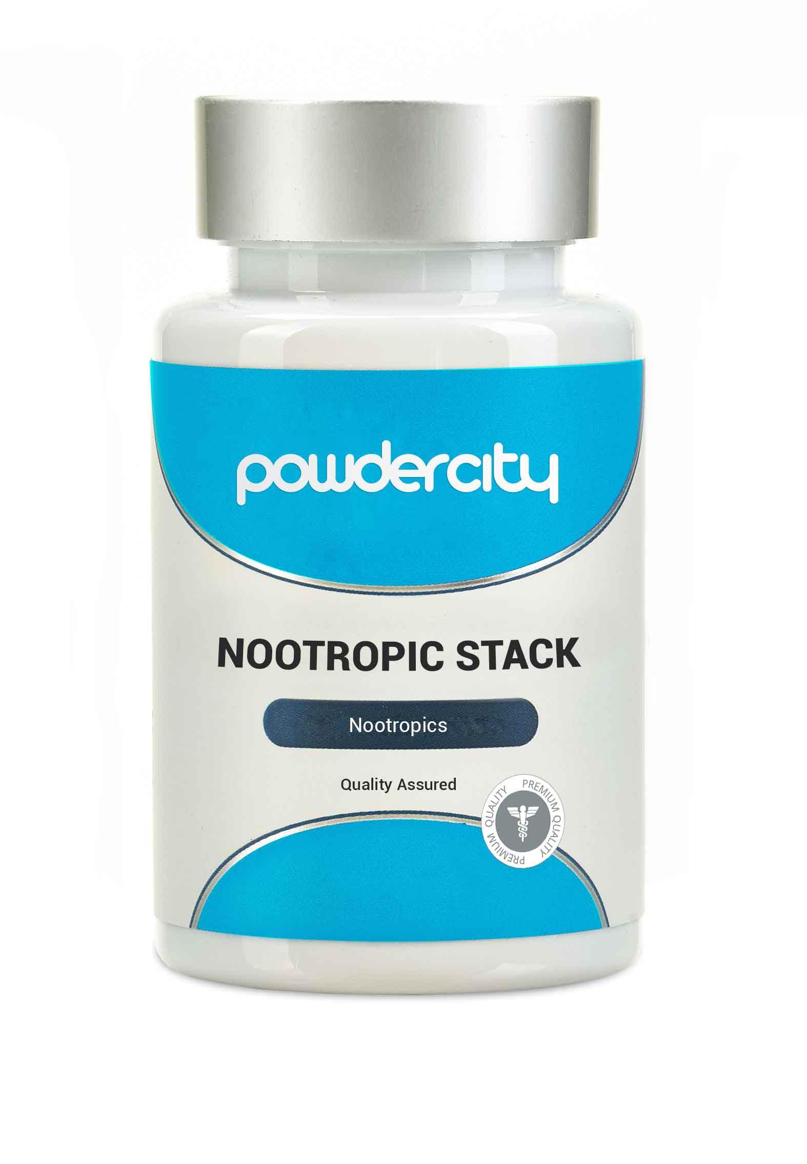 Best Nootropic Stack | Piracetam, Choline, L teanine, Stevia