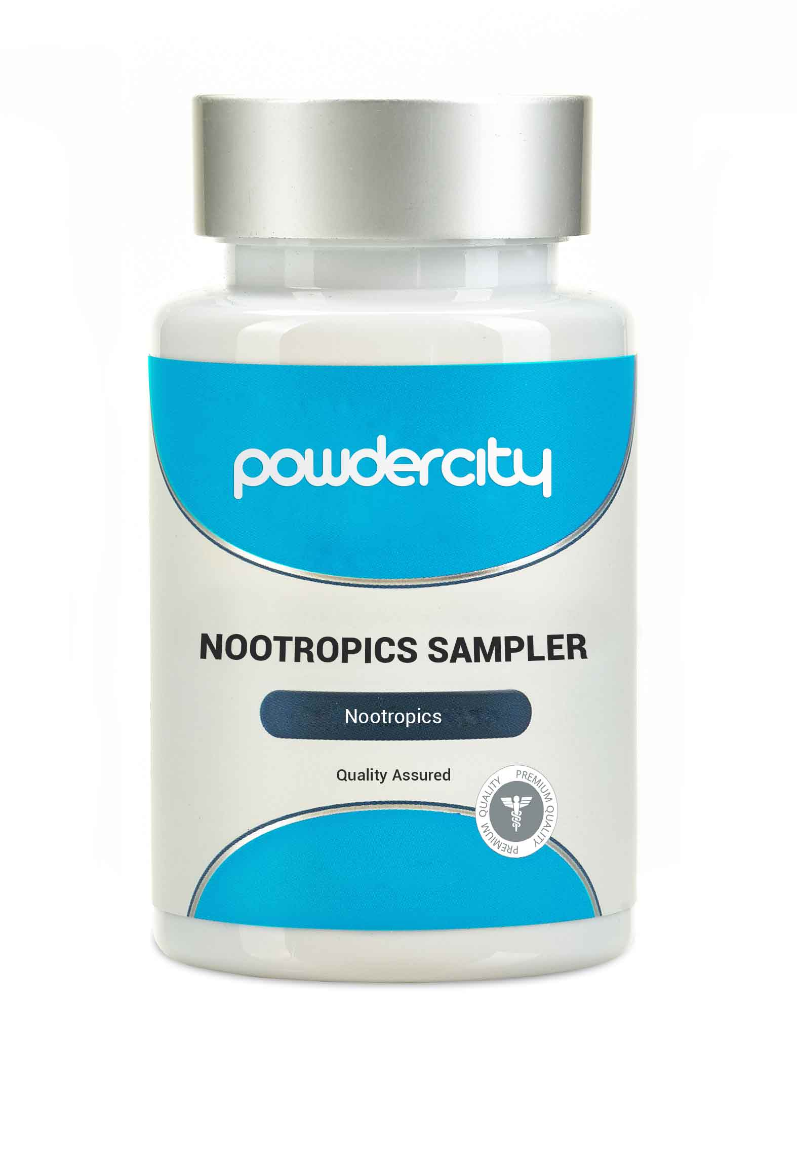 Nootropics Sampler - Noopept, Pramiracetam, Aniracetam, Oxiracetam