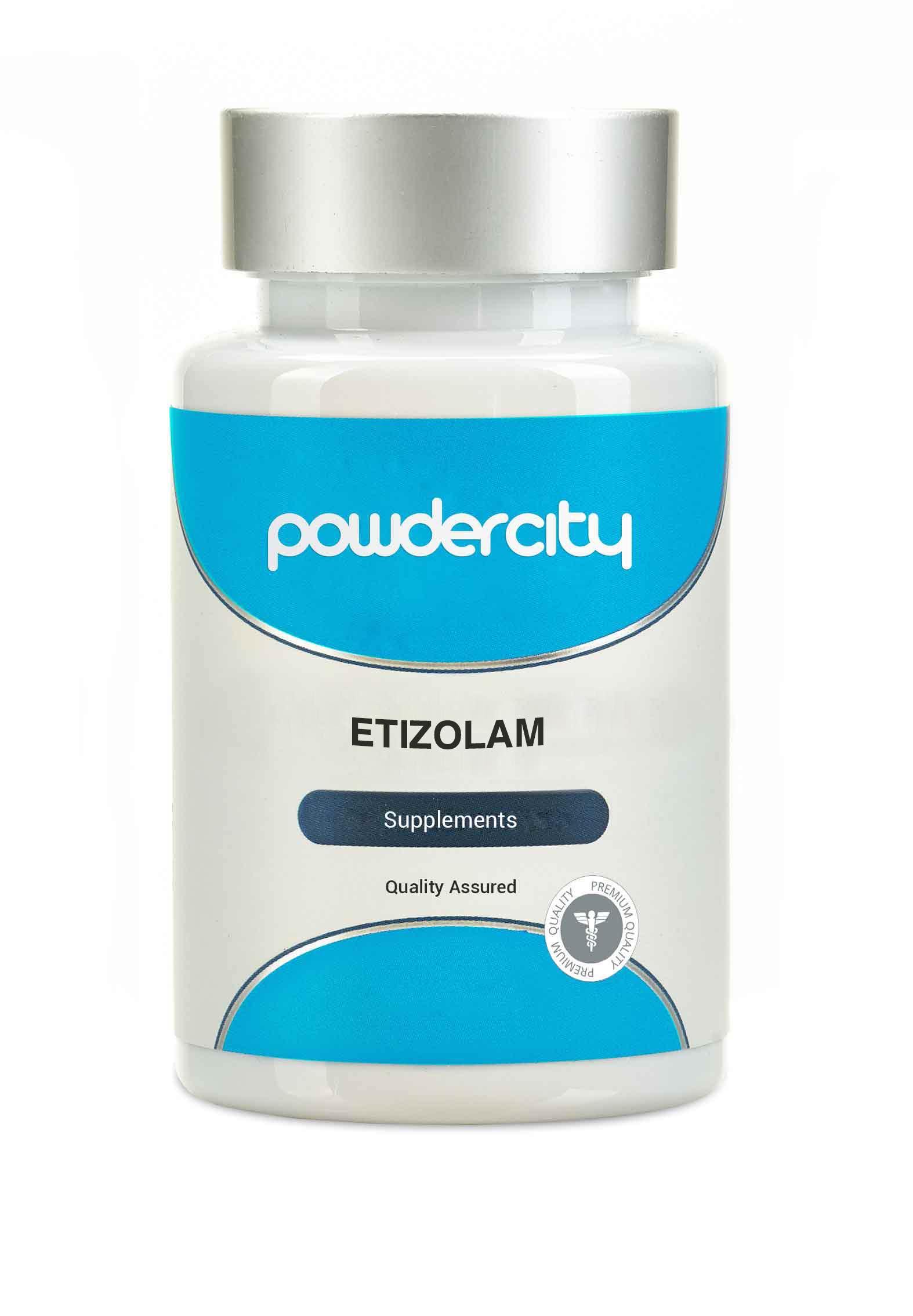Buy Etizolam Online | Dosage, Side Effects, Dangers, Science