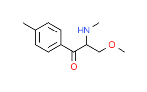 Mexedrone structure